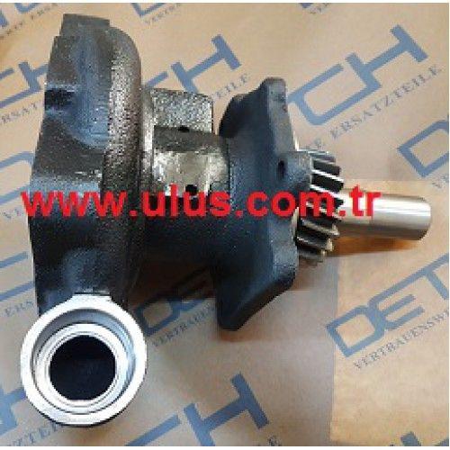 4972861 Water pump, QSM11 Cummins engine parts