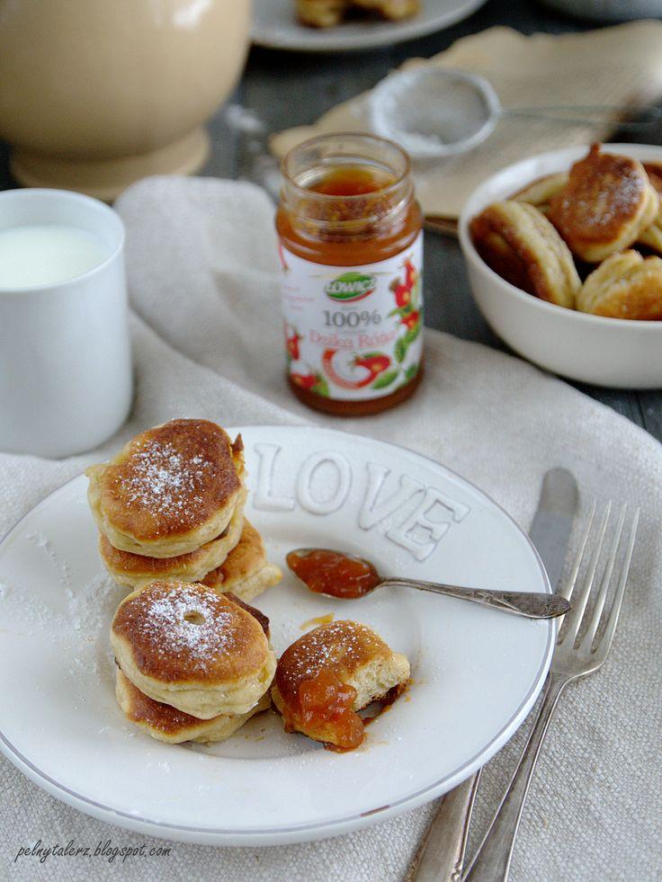 Pełny talerz: Śniadaniowe mini ruchanki. Takie, że... Łoo!