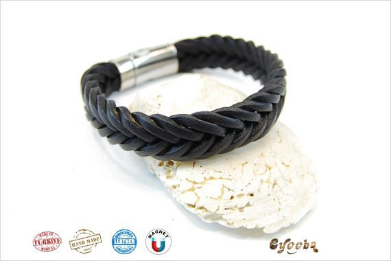 Hey, I found this really awesome Etsy listing at https://www.etsy.com/listing/556723078/leather-bracelet-men-mens-jewelry-women