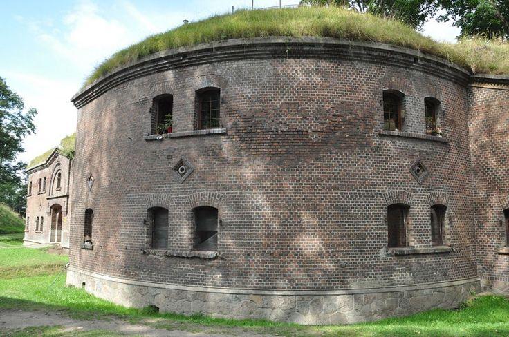 Fort Gerharda w Świnoujściu Świnoujście