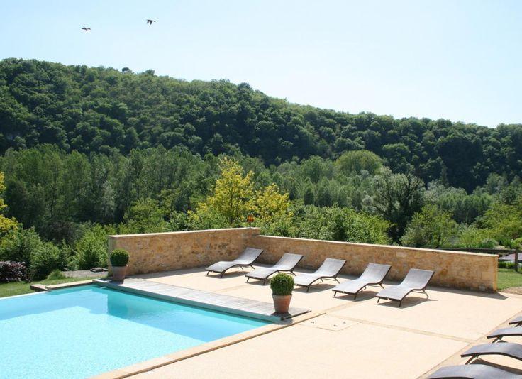 - La Villa Romaine, Dordogne, Aquitaine, France