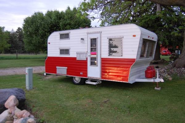 Old Travel Trailers For Sale
