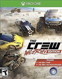 awesome The Crew - Wild Run Edition (Microsoft Xbox One) - COMPLETE - For Sale