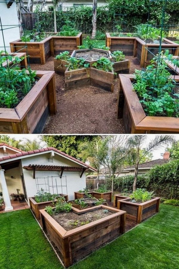 50 Awesome Raised Garden Bed Designs To Try For Your Enjoyment