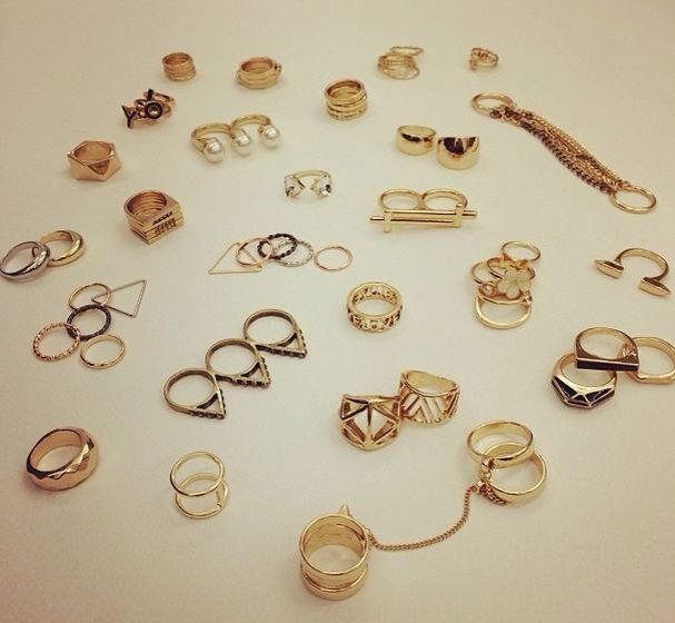 Forever 21 jewelry #awesome
