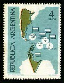 Antártida Argentina y límites de Tierra del Fuego