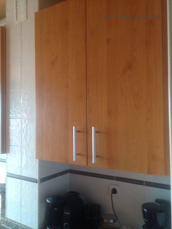 Como pintar los muebles de la cocina | Decoración