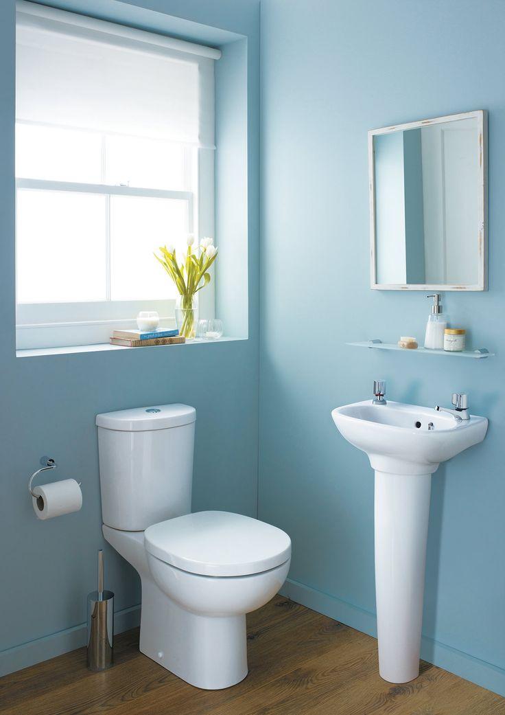 Ideal Standard Studio 450mm Handrinse Pedestal Basin - E413101