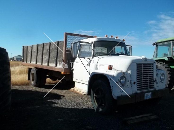 1972 INTERNATIONAL 1600 Medium Duty Trucks - Bucket Trucks / Boom Trucks For Sale At TruckPaper.com