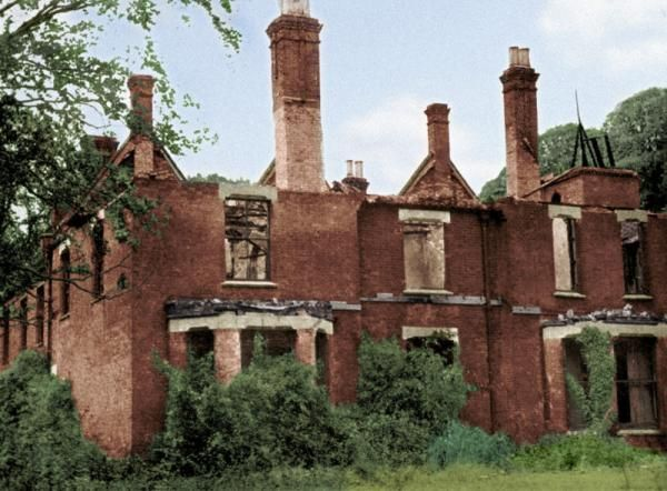Borley Rectory, England'.