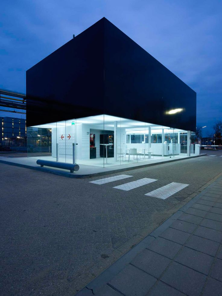 NL architects: gate house IPKW