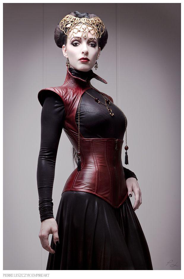 Dark Fashion Queen by Pierre Leszczyk | | EmpireArt