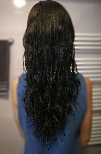 Masca de par cu ulei de cocos - Maitreyi hair :)