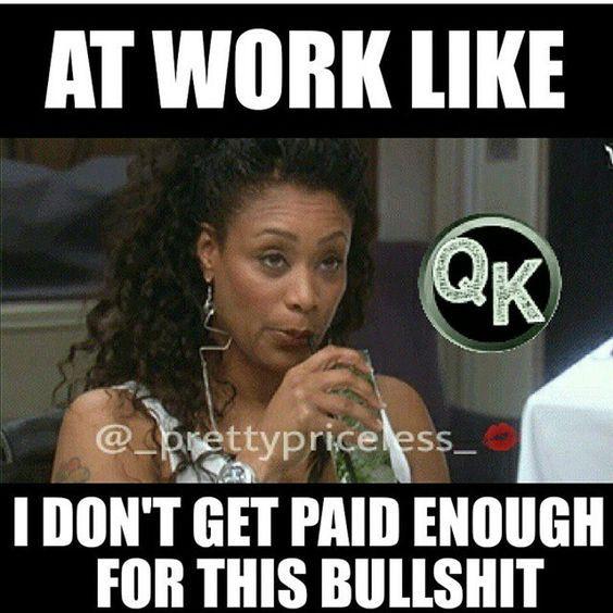 At work like....