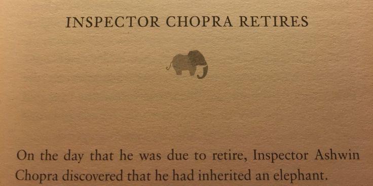 The Unexpected Inheritance of Inspector Chopra - Vaseem Khan