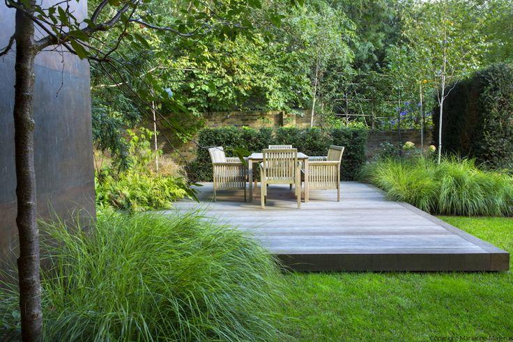Meer dan 1000 afbeeldingen over deck and patio ideas op for Garden design ideas scotland