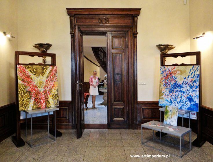 Villa Orłowo - Danuta Nawrocka wystawa