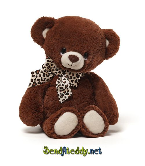 Cute! http://www.sendateddy.net/love-teddy-bears.php