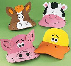 Lavoretti di carnevale: maschere cappelli corone