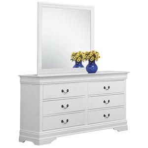 17 best ideas about beveled mirror on pinterest mirrored - Bathroom vanities nebraska furniture mart ...