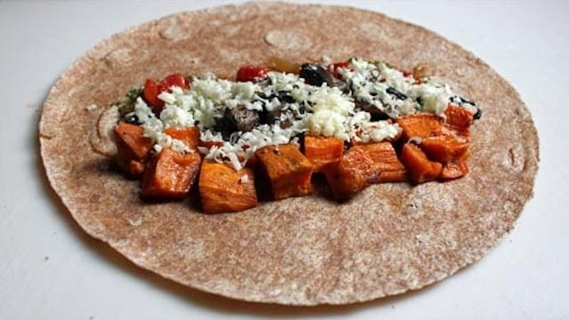 Make and Freeze Your Own Wraps and Burritos for Healthy, Tasty Breakfasts and Lunches