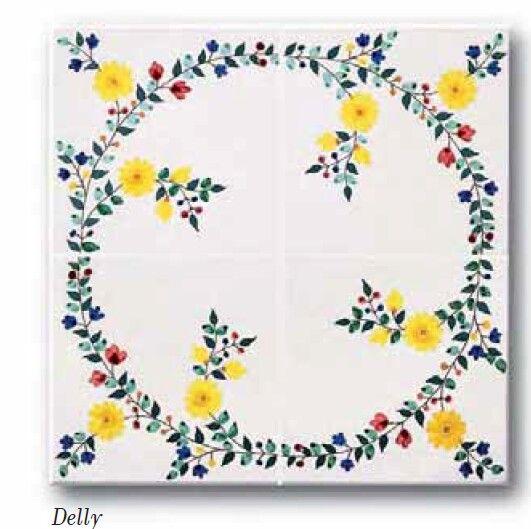 Ceramica Francesco De Maio | Classico Vietri |  Delly #ceramicafrancescodemaio