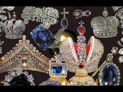Diamond Fund of Russia./ Алмазный фонд России.