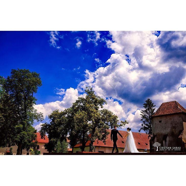 New Road Ahead | www.cristians.ro . . #weddingday #love #couple #huffpostido #instawed #instapic #instagood #instalove #destinationweddingphotographer #romaniawedding #Transylvania #Romania #nikon #d750 #nikond750 #bride #groom #pin #beautiful #holdinghands #walk #ig_romania #targumures #thesecondshot #aotss #wed_stars #cetateamedievala #newroadahead