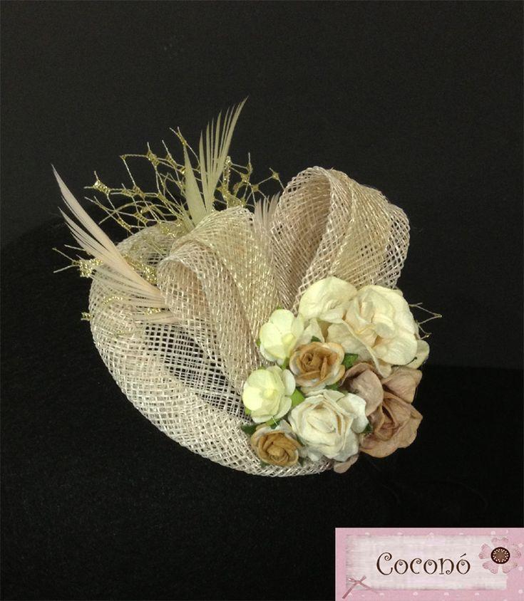 tocados para bodas, tocados de novia, tocados de comunion, coronas de flores