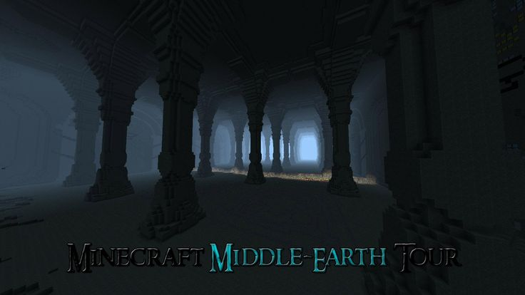 Minecraft Middle-Earth Tour - Moria
