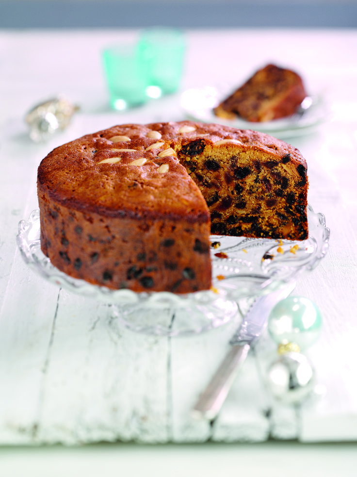 Last minute Christmas cake recipe from www.eggrecipes.co.uk