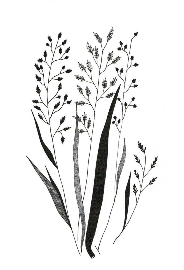 grasses. http://fabricandcolor.com/