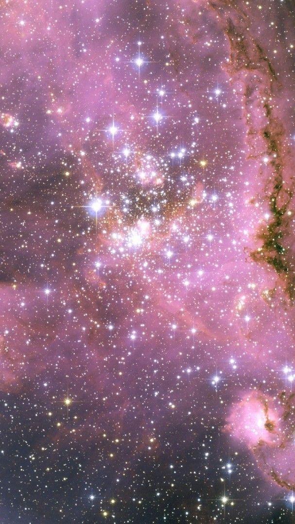 Pink Light Galaxy Iphone Stars Wallpaper 2020 Live Wallpaper Hd Galaxy Wallpaper Iphone Galaxy Wallpaper Star Wallpaper
