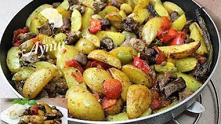 Kartoffel Kebab mit Lammfleisch I Meinerezepte - YouTube