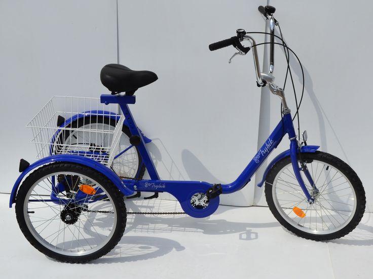 Rower trójkołowy Rehabilitacyjny 20 '