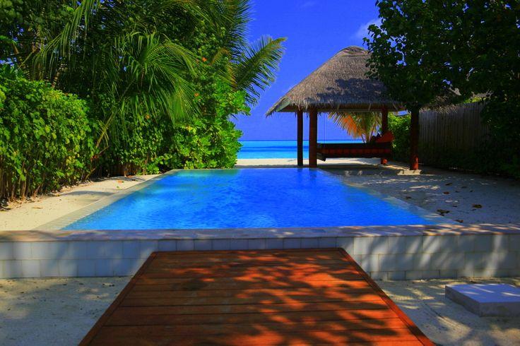Мальдивская аутентичность. Стиль подсказанный природой.