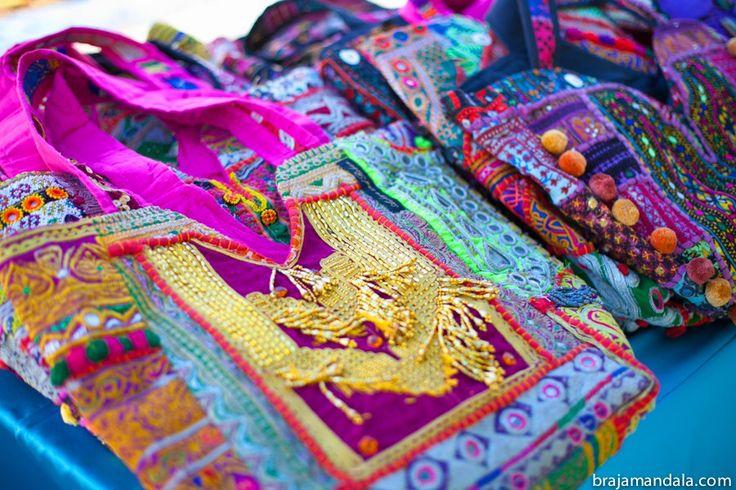 Wedding Favours - Indian Bags | Indian Wedding Blog | Think Shaadi