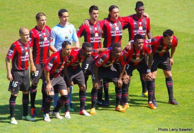 Equipa de 2012/13.