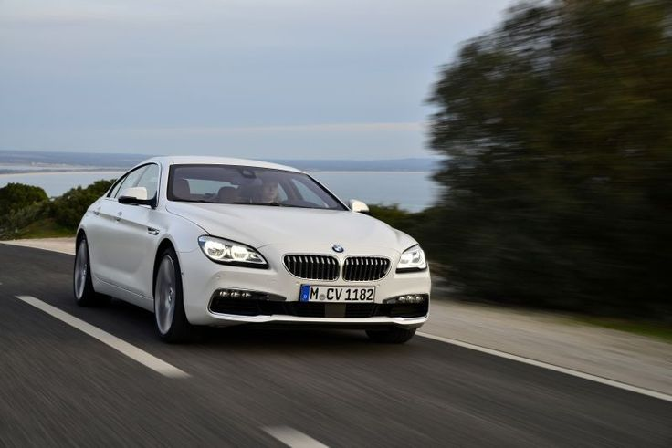 BMW 6er Gran Coupe (F06 LCI, facelift 2015) 650i (450 Hp) xDrive Steptronic #cars #car #bmw #6er #fuelconsumption