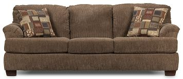 Living Room Furniture-Windfall Queen Sofabed