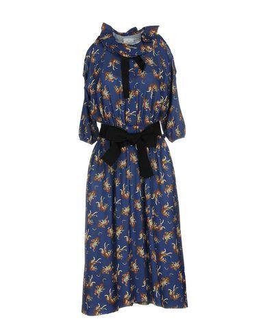 Berna Women Knee-Length Dress on YOOX. The best online selection of Knee-Length Dresses Berna. YOOX exclusive items of Italian and international designers - Secure paymen...