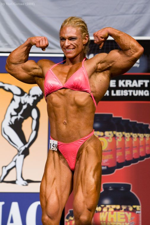 female bodybuilders steroids side effects