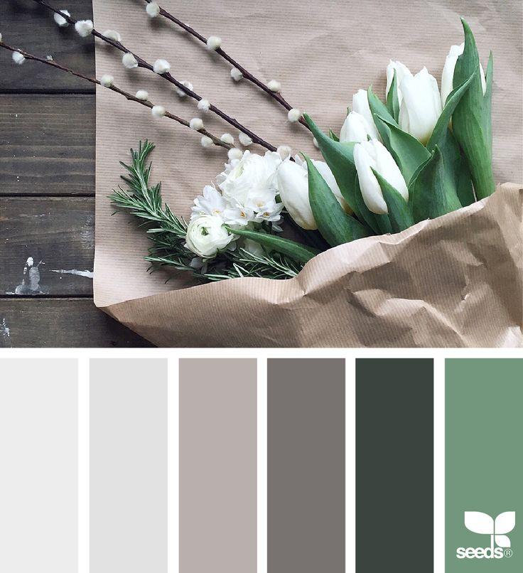 Flora Tones - http://design-seeds.com/home/entry/flora-tones107
