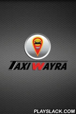 Taxi Wayra Taxista  Android App - playslack.com , Taxi Wayra - APLICACIÓN TAXISTA¡Recibe pedidos de viaje directamente en tu celular! Es seguro y muy sencillo de usar. Descarga la aplicación y comienza a disfrutar de todos los beneficios.- REQUISITOS o Celular con sistema Android  o Acceso a Internet desde el Celular o GPS activado- BENEFICIOS o GRATIS o Recibe MÁS VIAJES y de forma más RÁPIDA Y FÁCIL  o Gracias al GPS, se te asignará los viajes MÁS CERCANOS o Gana SEGURIDAD o Tienes poder…