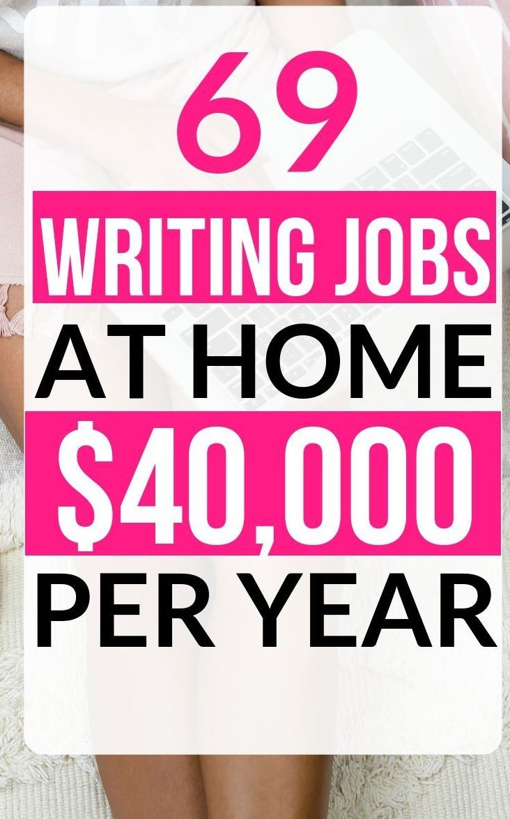 Writing Jobs From Home In 2019 Online Writing Jobs Writing Jobs Freelance Writing Jobs