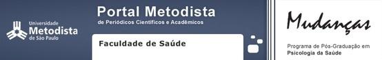Revista Mudanças - Universidade Metodista de Sao Paulo
