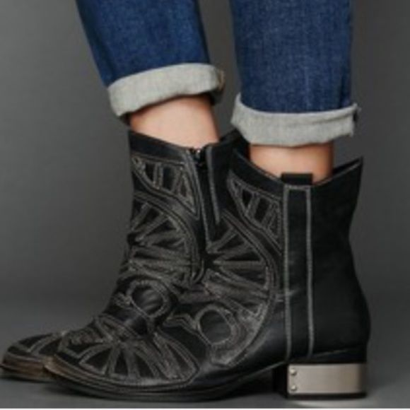 ISO Jeffrey Campbell Cavalier boot 7.5-8 Please tag me if selling! Jeffrey Campbell Shoes Ankle Boots & Booties