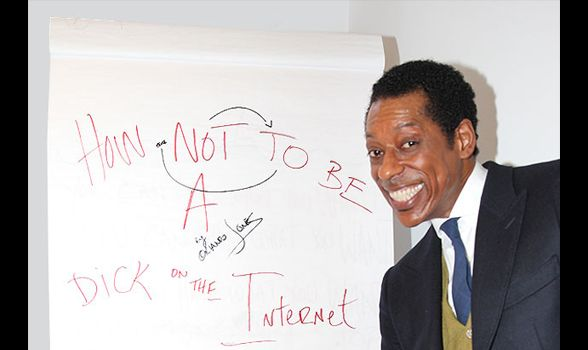 Netiquette with Orlando Jones