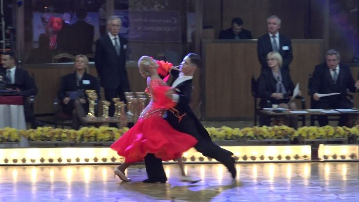 WDSF World Championship Junior II Ten Dance*MARIA SI COSMIN*Semifinal Vi...