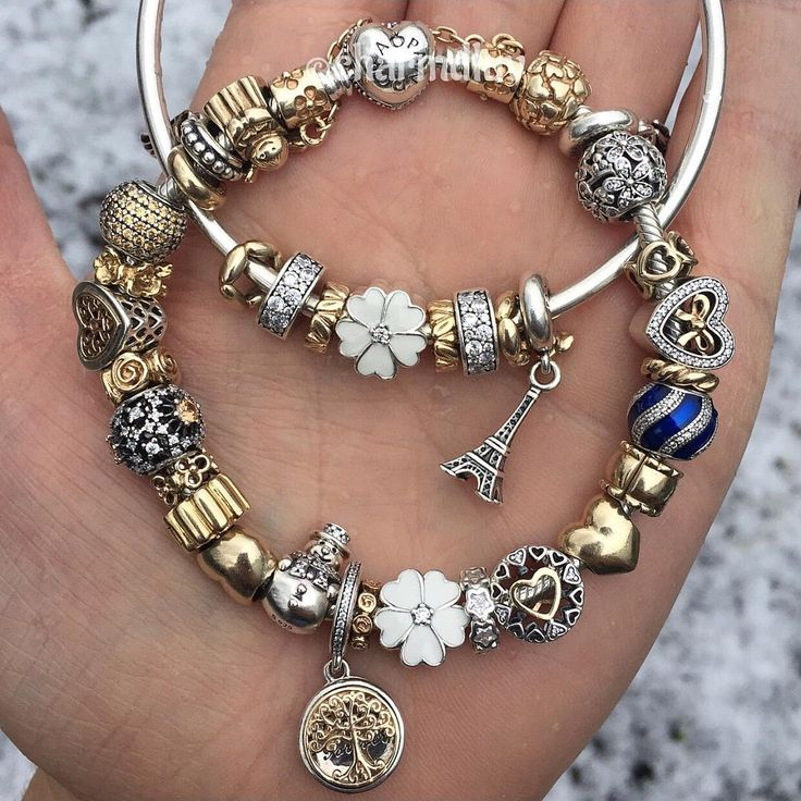 Charms For Bracelets Pandora: 25+ Best Ideas About Pandora Gold On Pinterest